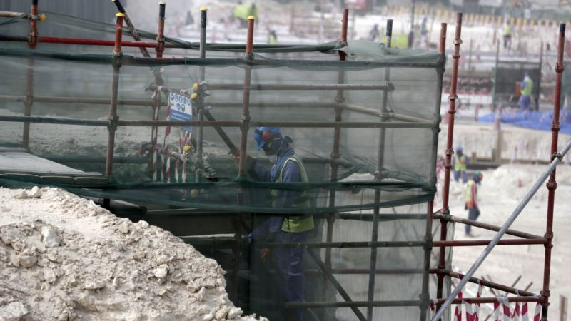 Report: Qatar World Cup Workers Pay Recruitment Fees, Work 18-hour Days