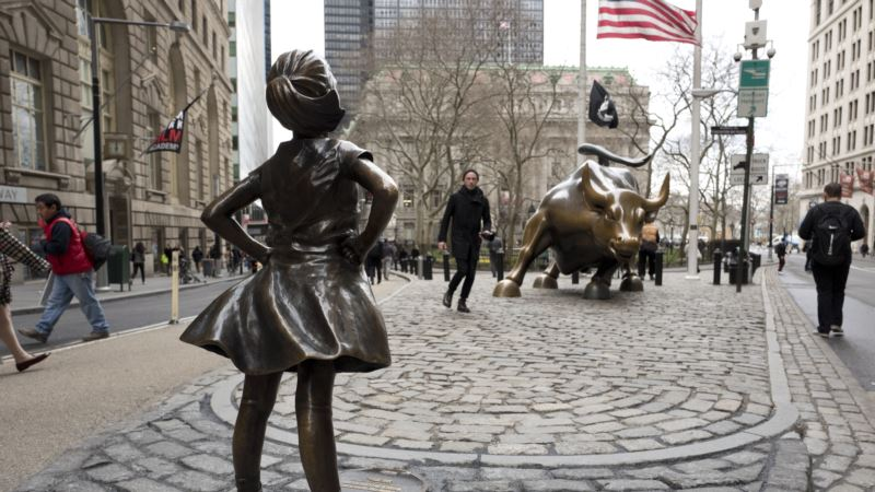 Sculptor of Wall Street's Bull Wants 'Fearless Girl' Moved