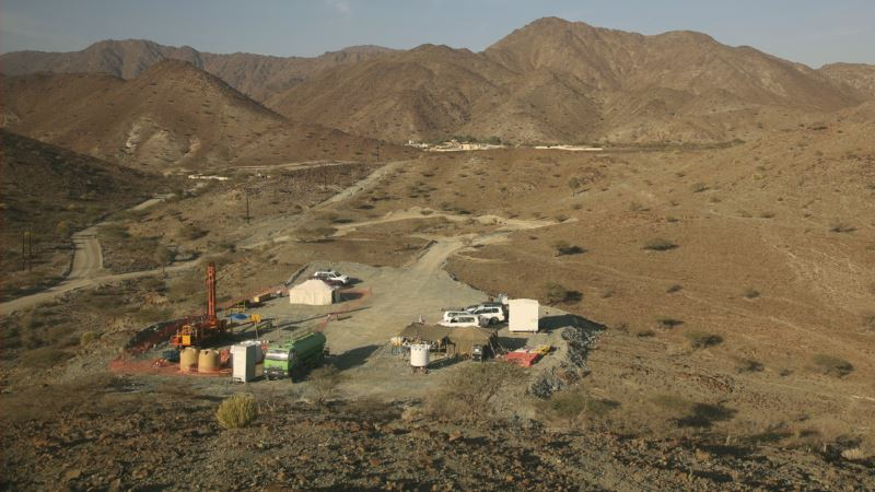 Oman's Mountains May Hold Clues for Reversing Climate Change