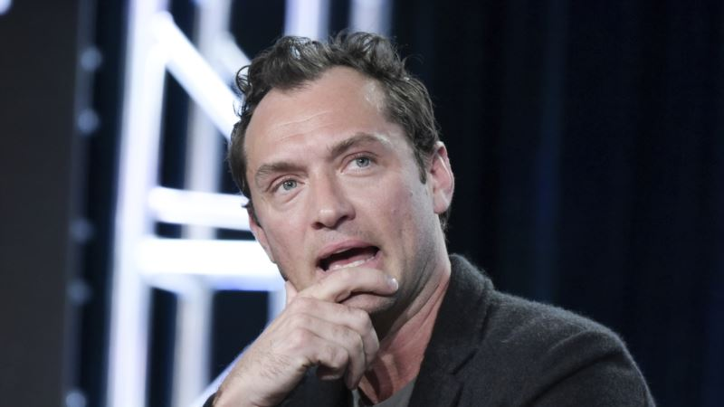 Jude Law to Play Troubled Young Dumbledore in Next 'Fantastic Beasts'