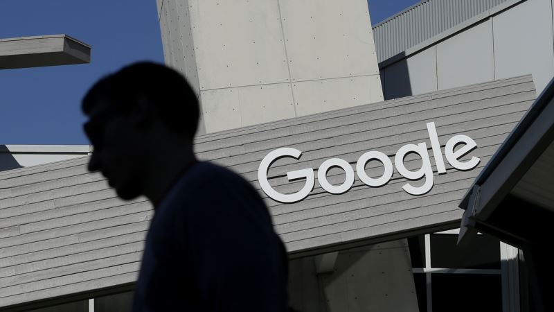 Google Refutes Charges, Says No Gender Pay Gap