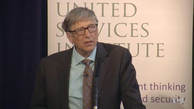 Billionaire Philanthropist Bill Gates Warns Against Cuts to Aid Budgets