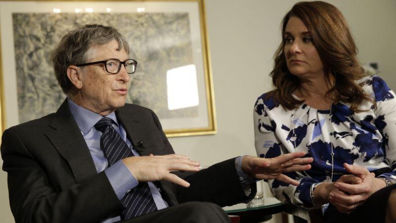 Philanthropist Bill Gates Sounds Warning on Cuts to Development Aid