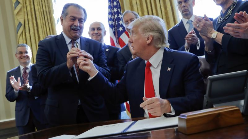 Dow Chemical Pushes Trump Administration to Scrap Pesticide Study