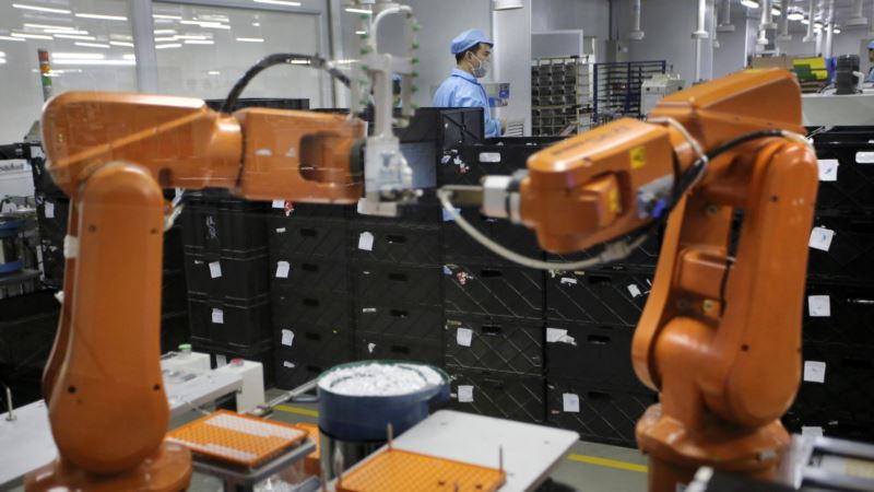 Automation Could Slash Jobs in Developing Countries