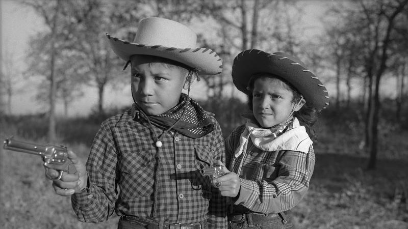 American Indian Museum Showcases Kiowa Photographer Horace Poolaw