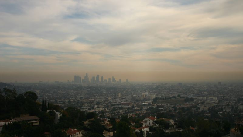 Report: 40 Percent of Americans Breathe Dirty Air