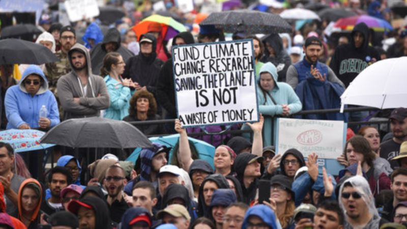 After Global March, Scientists Plot Next Moves