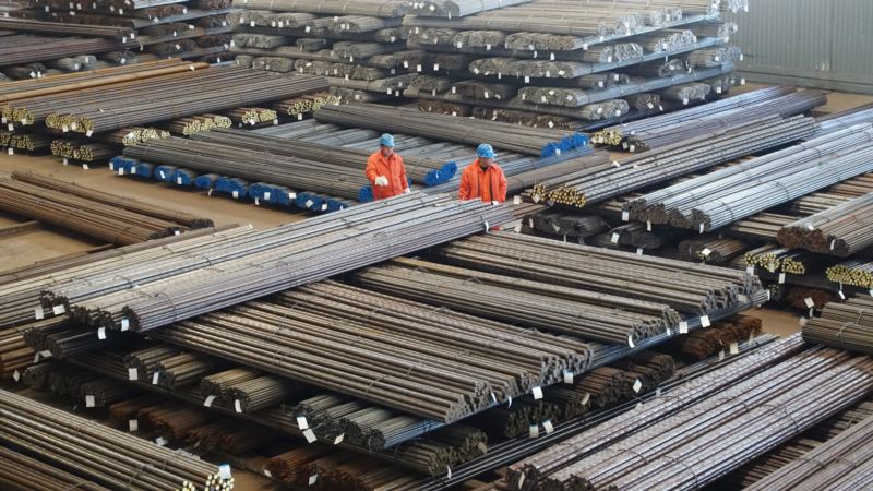 Trump Orders National Security Probe of Steel Imports