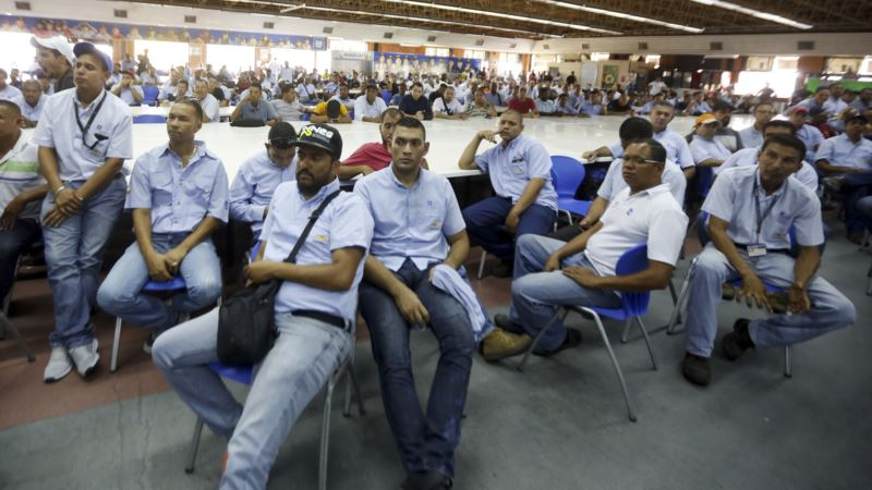 Workers: GM Fires 2,700 in Venezuela After Plant Closure