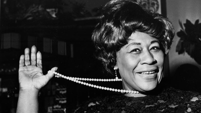 Photo of Ella Fitzgerald Going on Display at DC Museum