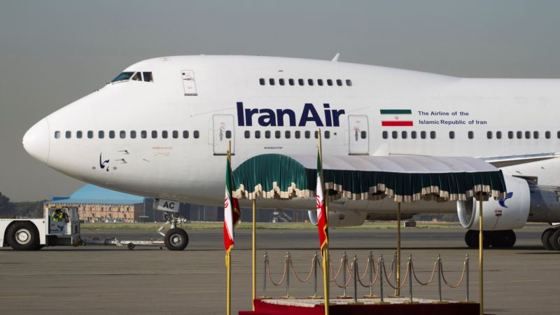 Iranian Airline to Purchase 30 Boeing Jets