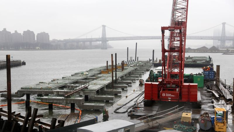 Born on Bayou: NYC Ferry Fleet Builds for Summer Launch