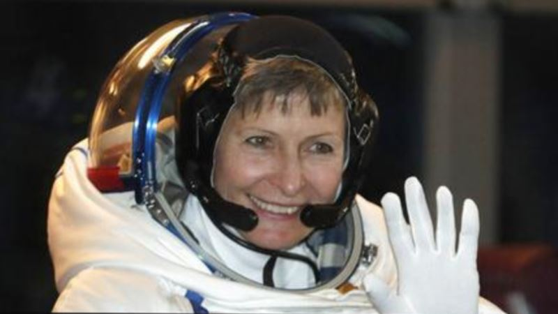 Record-setting Astronaut Thrilled with Bonus Time in Space