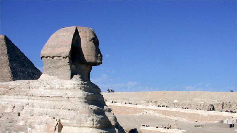 Egypt's Tourism Officials Insist Popular Sites Are Safe