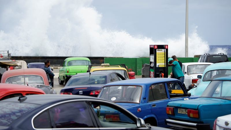 Facing Fuel Shortage in Cuba, Havana Diplomats Roll Up Sleeves
