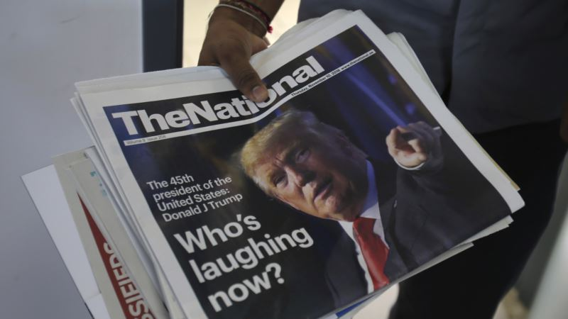 'The National' Newspaper of Abu Dhabi Sees Layoffs after Sale