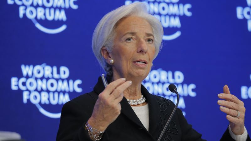 IMF Chief: Government Policies Needed to Reverse Productivity Slowdown