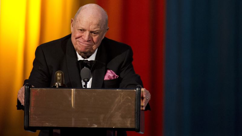Comic Don Rickles Dead at Age 90