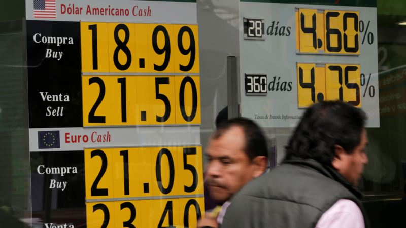 Mexico Changes Strategy to Protect Peso
