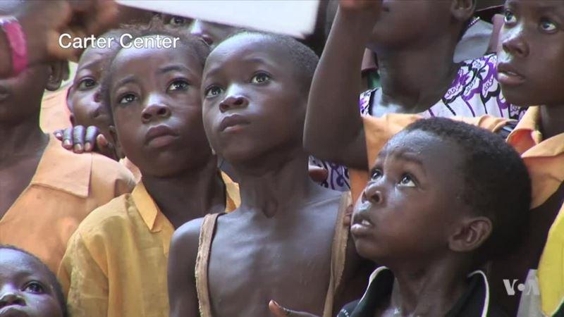 Guinea Worm May Soon Be Eradicated