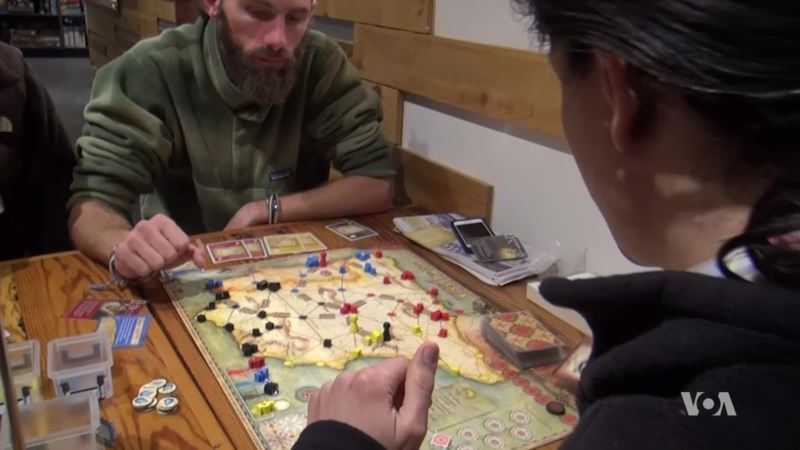 Cooperative Board Games Let Everyone Win… or Lose