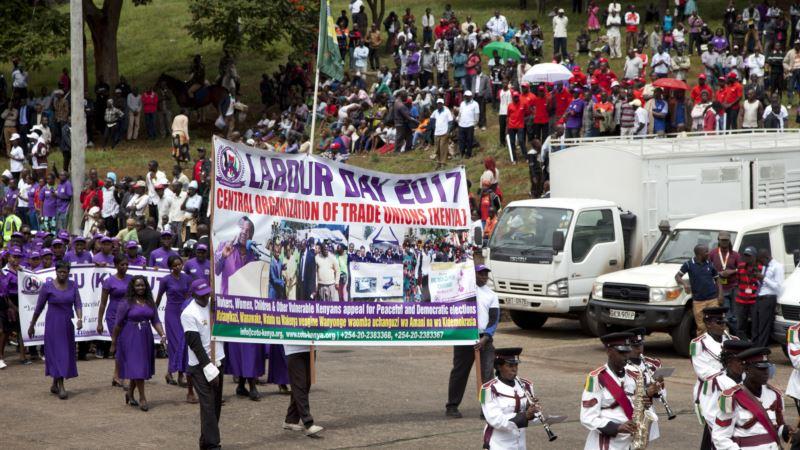 On May Day, Sub-Saharan Workers Still Struggle