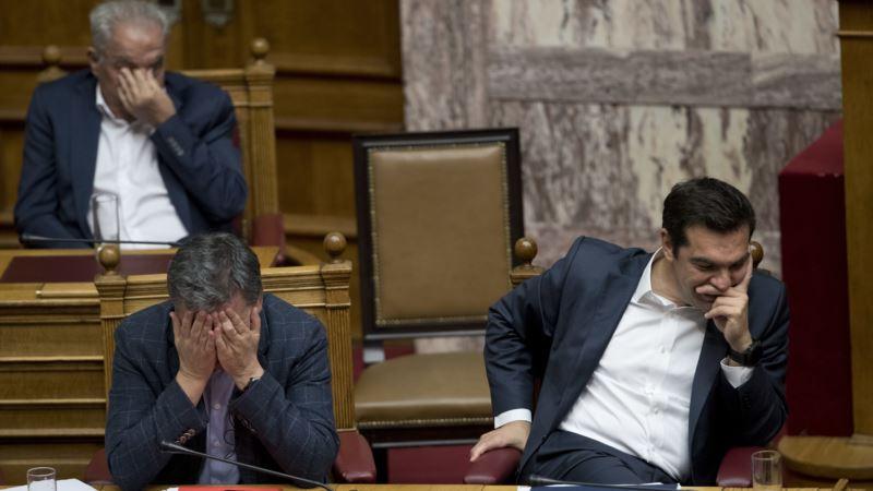 Greek Parliament Approves More Economic Austerity