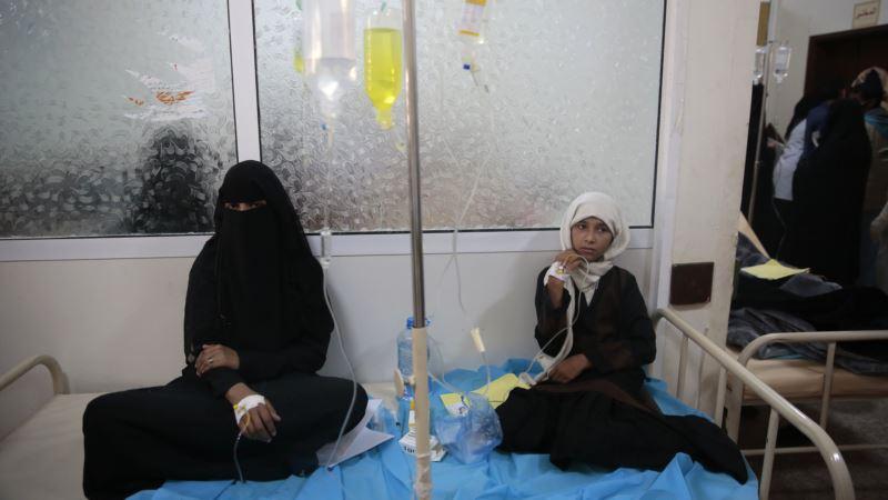 Yemen Cholera Outbreak Could Reach 300,000