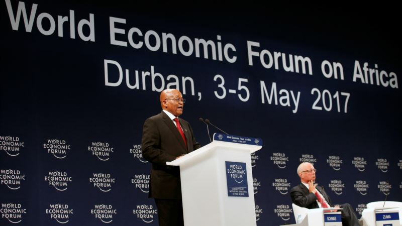 Africa Food Crisis Gets Attention at World Economic Forum