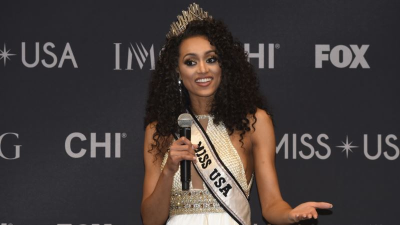 Government Scientist from DC Wins Miss USA Title