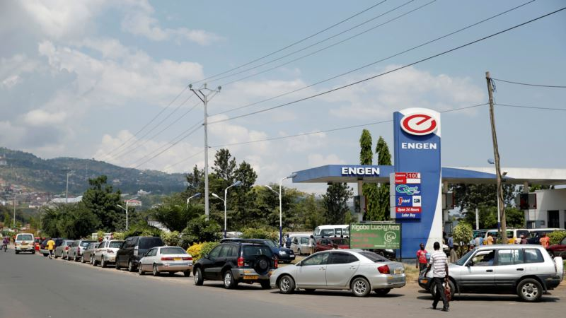 Burundi Paralyzed by Fuel Shortages as Leaders Blame Lack of Dollars