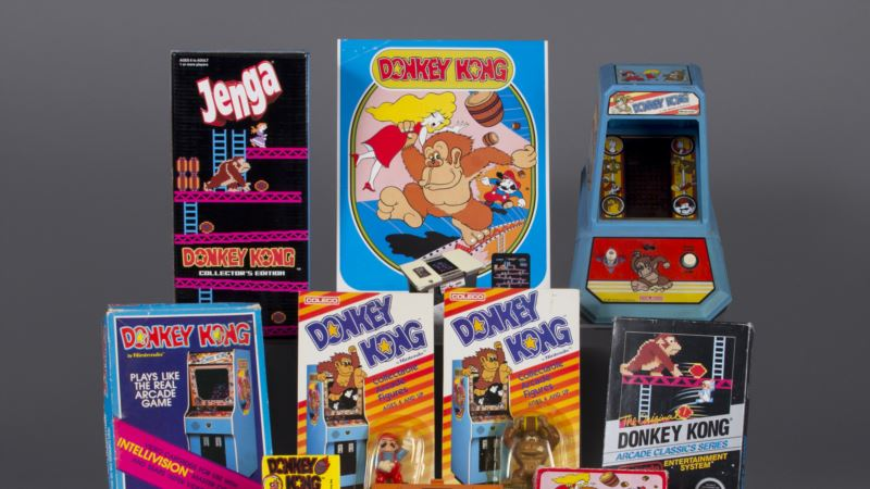 Donkey Kong Inducted into Gaming Hall of Fame