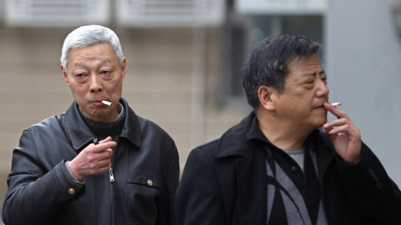 Study: China Struggles to Kick World-Leading Cigarette Habit