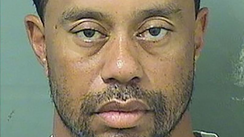 Tiger Woods Arrested on Drunk Driving Charge