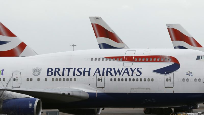 BA Debacle Puts Spotlight on Airlines' Old IT Systems, Cuts