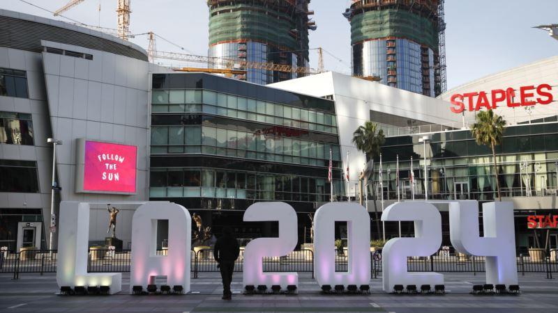 Evaluating LA Bid for 2024 Olympics Requires Imagination