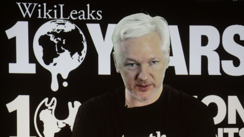 In the US's Crosshairs, Assange Gets His Close-up in 'Risk'