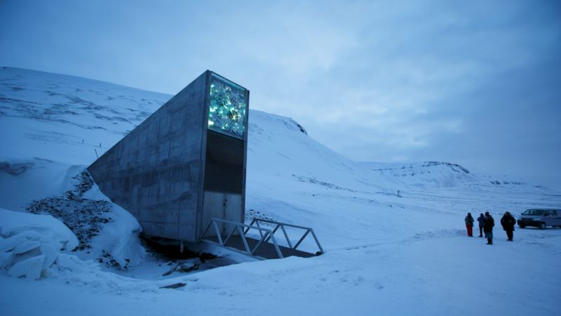 'Doomsday' Seed Vault Entrance Repaired After Arctic Ice Thaw