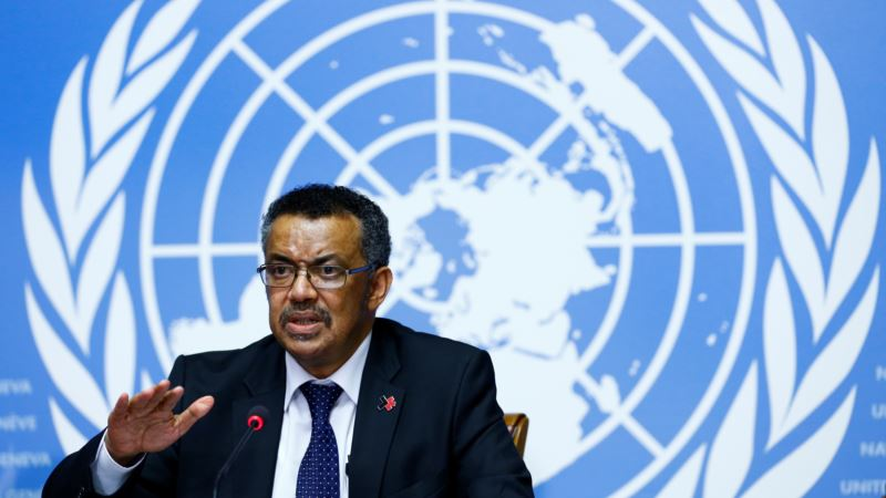 New WHO Chief Stresses Health as Human Right