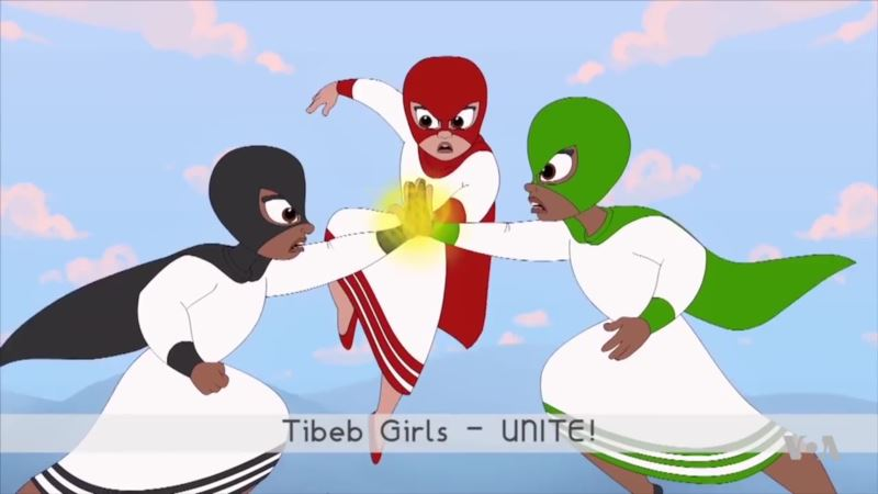 Ethiopian Girls Become Heroes of Their Own Story