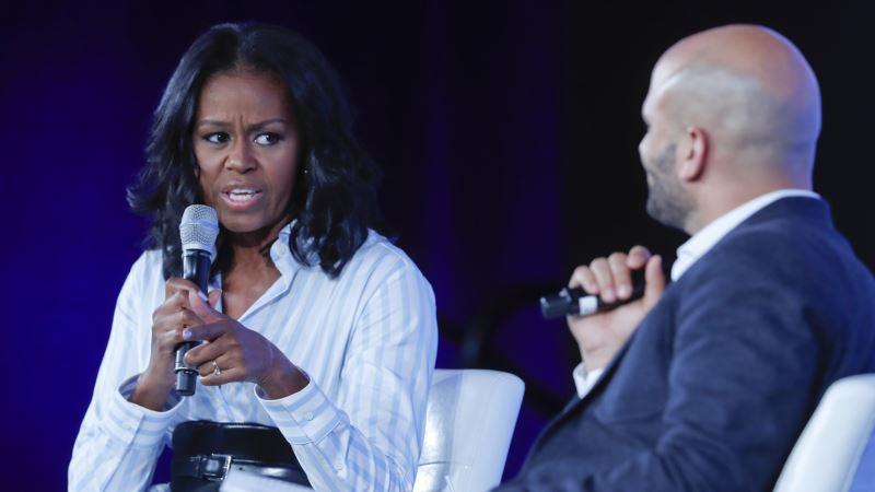 Michelle Obama Criticizes Trump School Lunch Directives