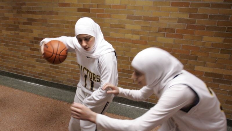 Basketball Body Lifts Hijab Ban