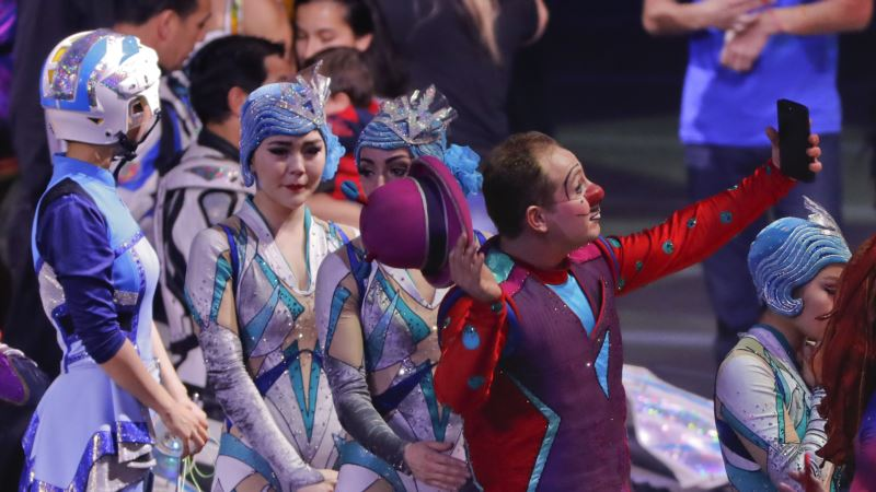Ringling Brothers Circus Comes to an End