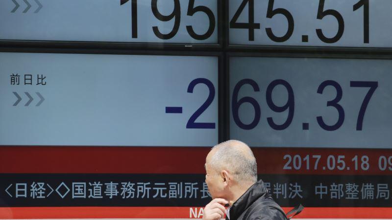 European, Asian Stocks Falter Amid Political Worries