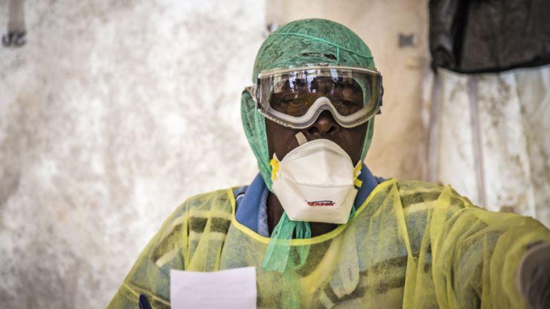 WHO Confirms Ebola Case in DR Congo