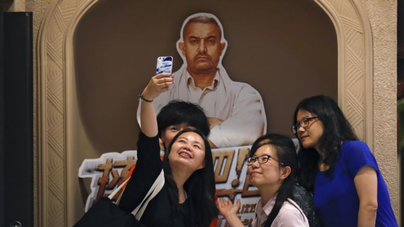 Despite Testy Ties, Bollywood Movie is Thriving in China
