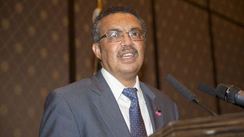 As Ethiopian Seeks to Head WHO, Outbreak at Home Raises Questions