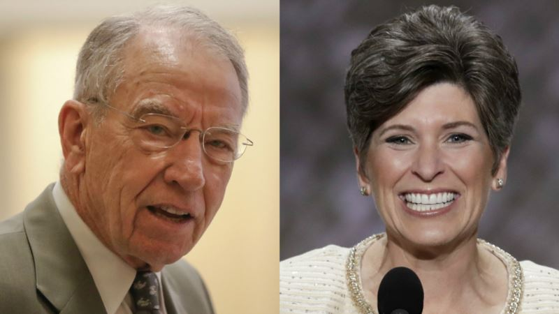 Iowa's Republican Senators: Health Care Law Repeal Unlikely