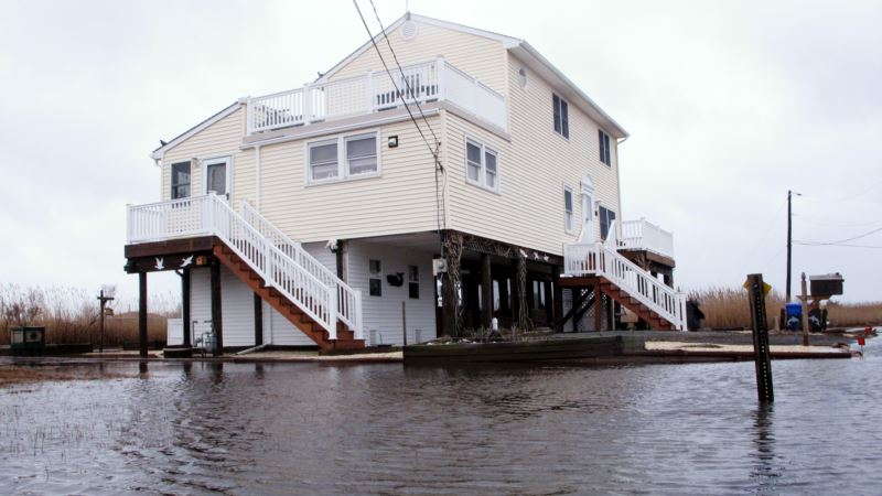 Overlooked and Insidious: Back-bay Flooding Plagues Millions